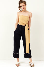 Diana Belted High Waist Pants