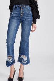 Diana Distressed Jeans