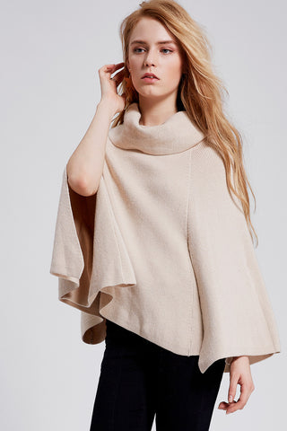 Jina Caped Pullover