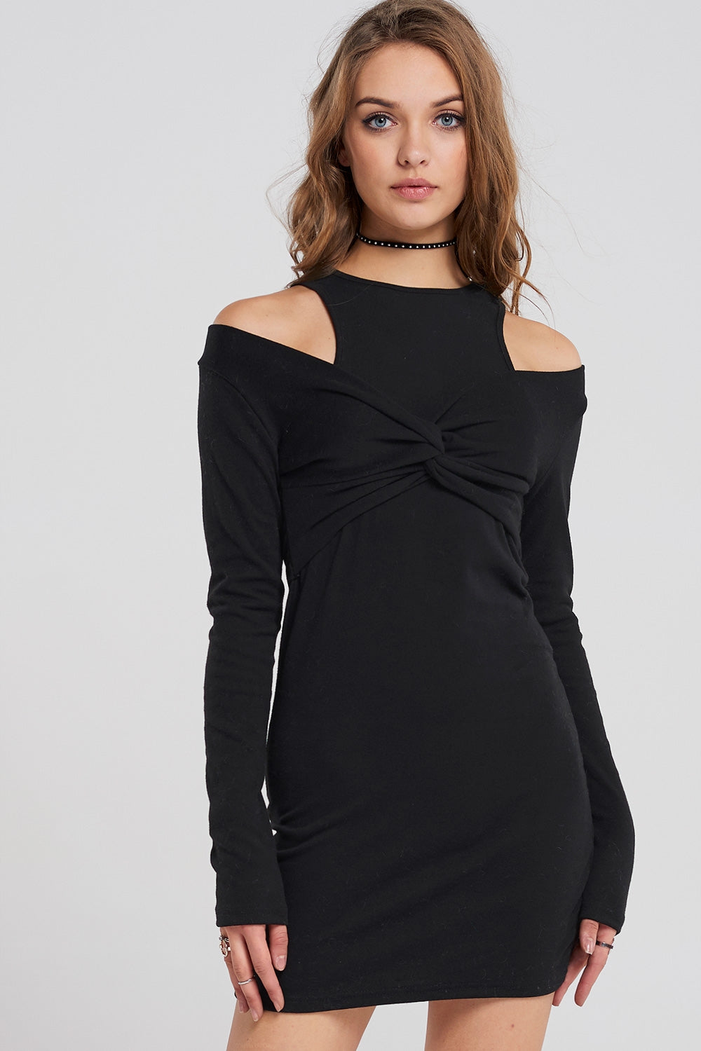 Felicity Off Shoulder Dress
