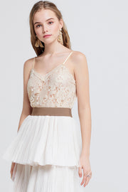 Jane Lace Cami Top