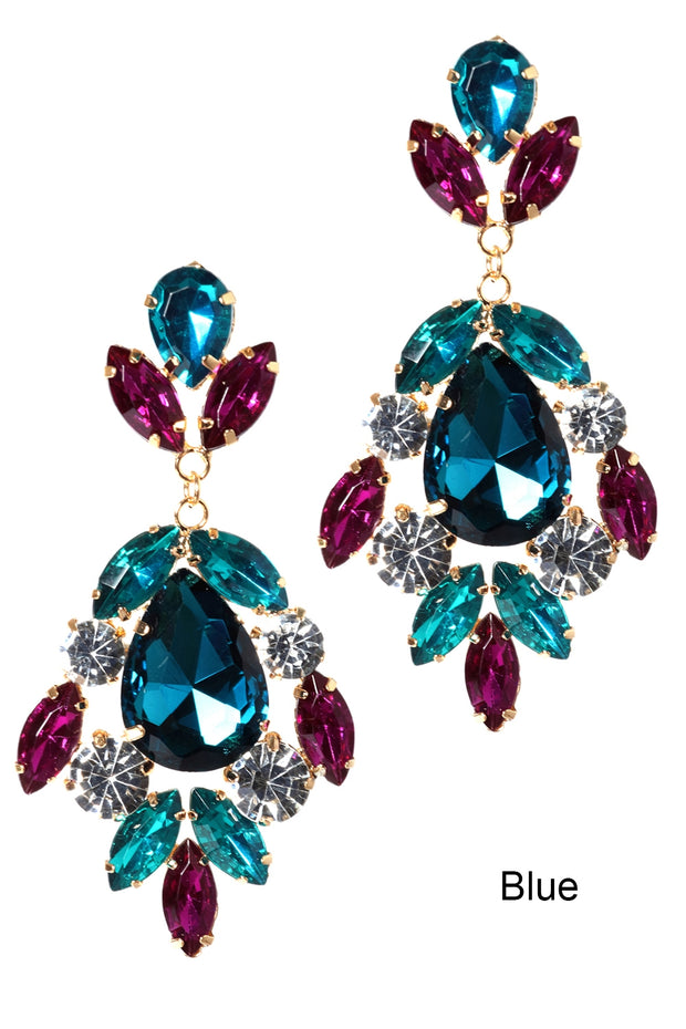 storets.com Luci Crystal Earrings