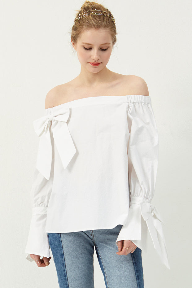 storets.com Olivia Off-the-shoulder Top