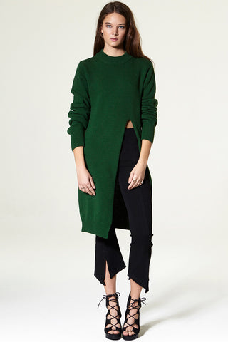 Emma Extreme Cut Out Pullover