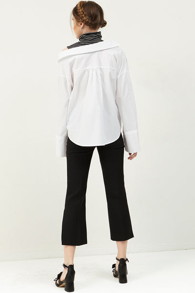 Agnes Side Slit Pants