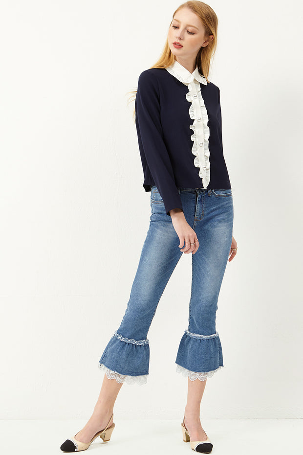 Perri Lace Jeans