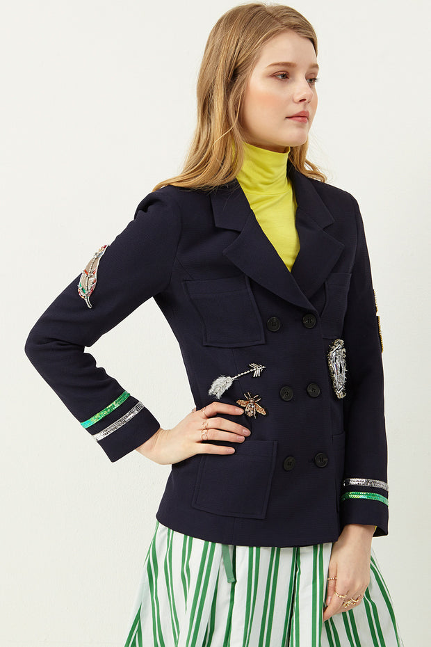 storets.com Sandy Patch Blazer