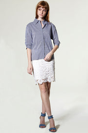 Amye H Lace Skirt