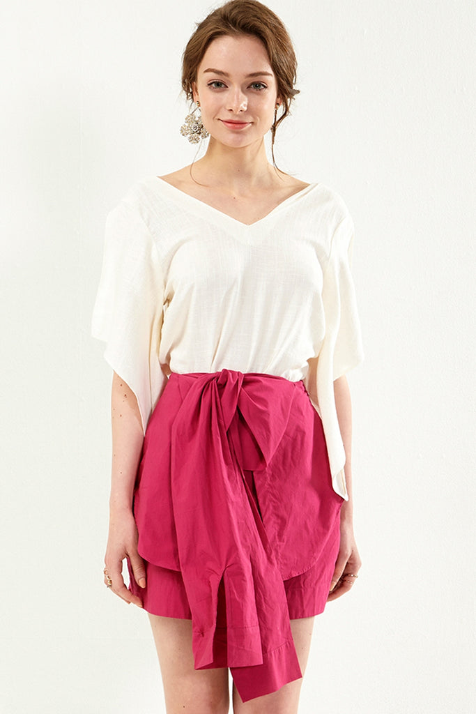 Bella Tie Wrap Skirt