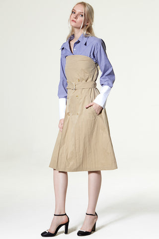 Carly Trench Dress