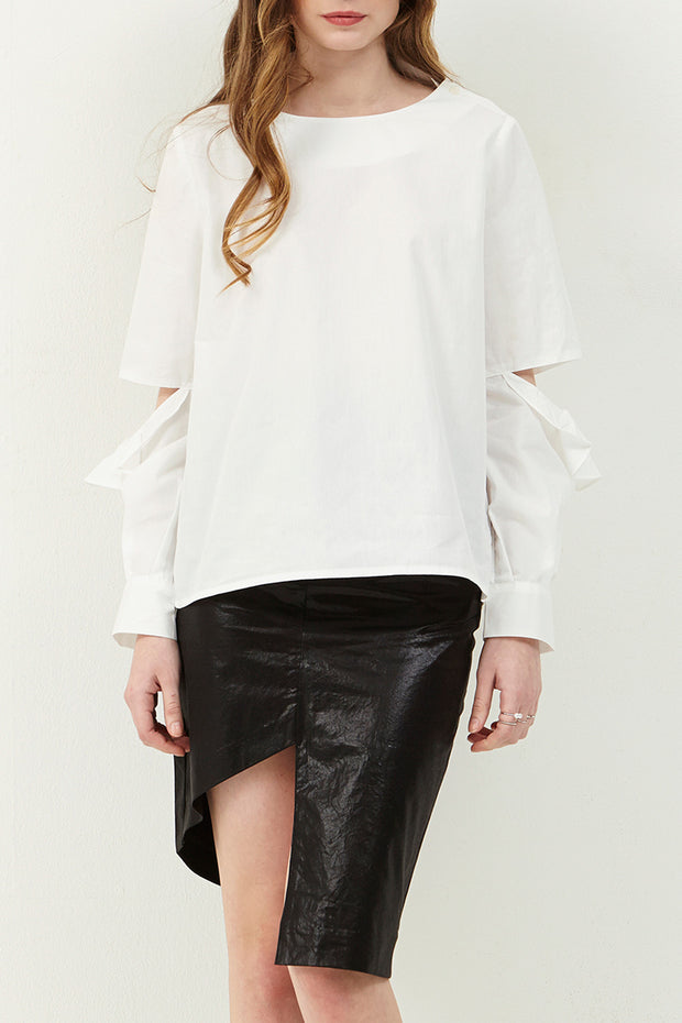 storets.com Molly Cut Out Skirt
