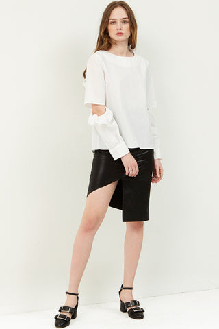 Molly Cut Out Skirt