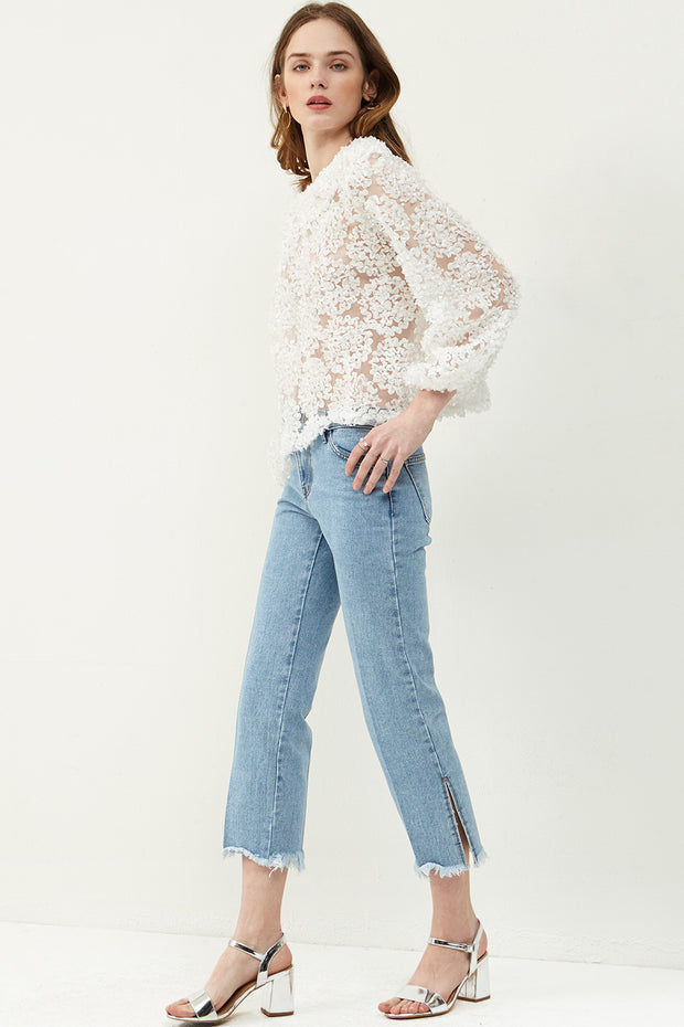 Carol Fray Denim Jeans