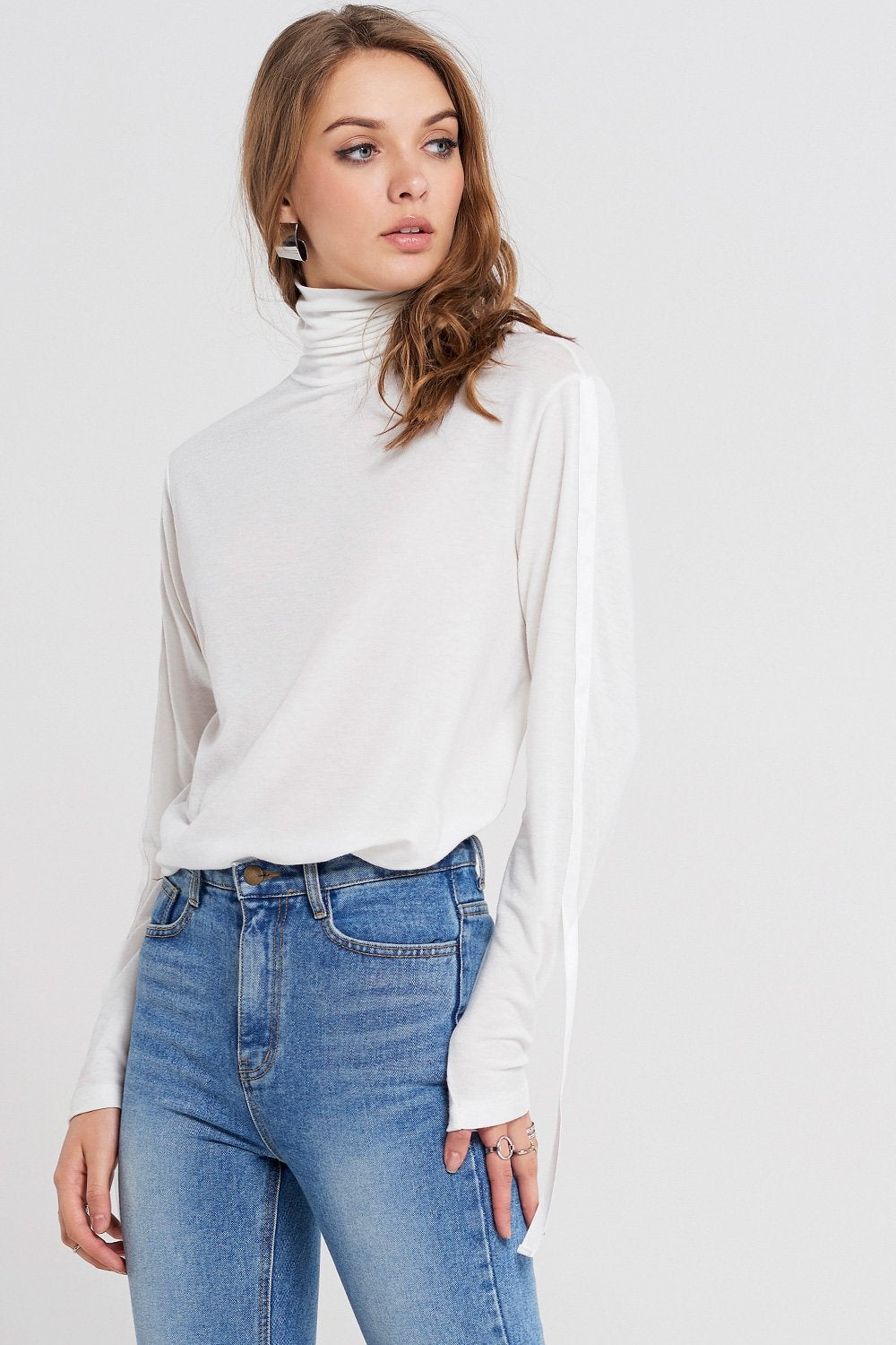 Sherry Sleeve Detail Top