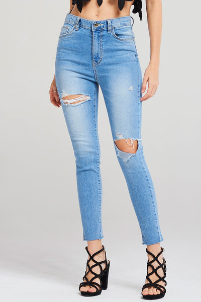 Skeeta Skinny Denim Pants