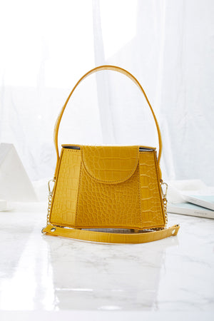 Croc Cross Body Bag