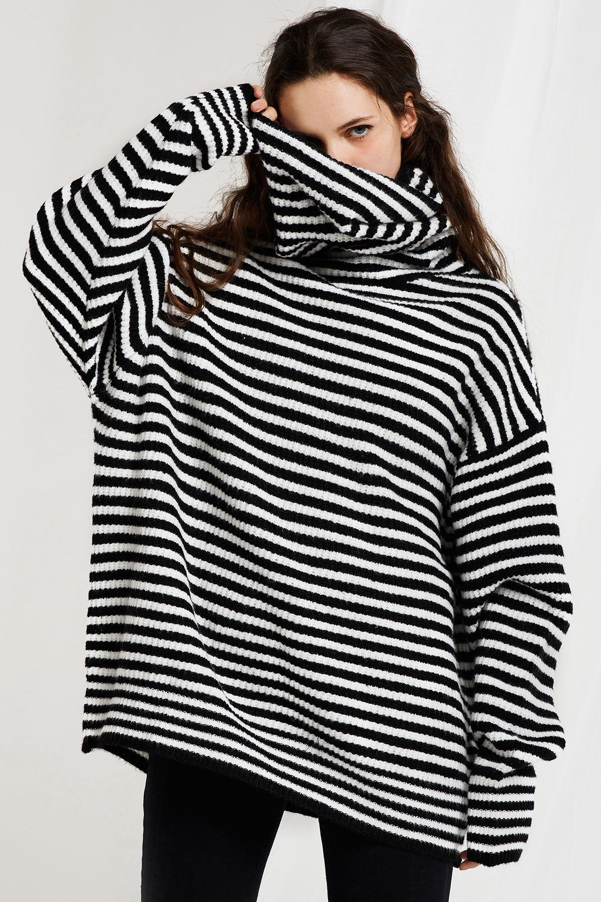 Naomi Striped Sweater