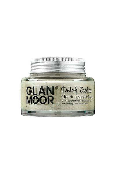 GLANMOOR Detok Zeolite Clearing Bubble Pack