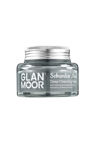 GLANMOOR Sebumless Mud Deep Cleansing Balm