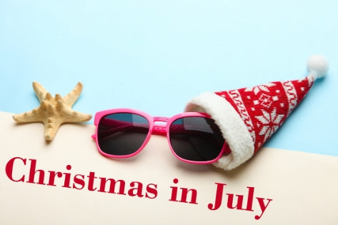 Christmas in July MS Fundraiser