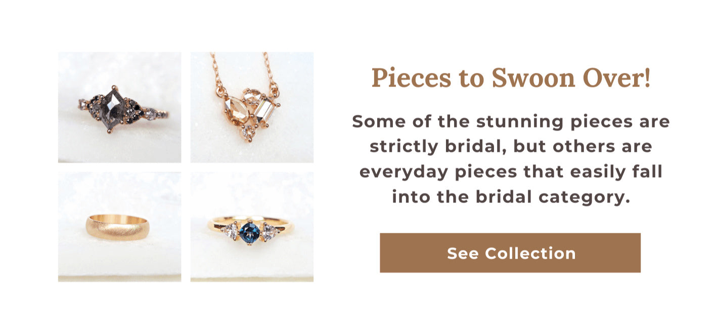 Sincerely Ginger Jewelry Bridal Collection