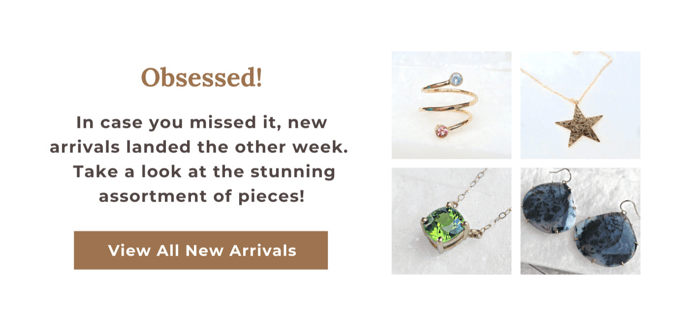Sincerely Ginger Jewelry New Arrivals