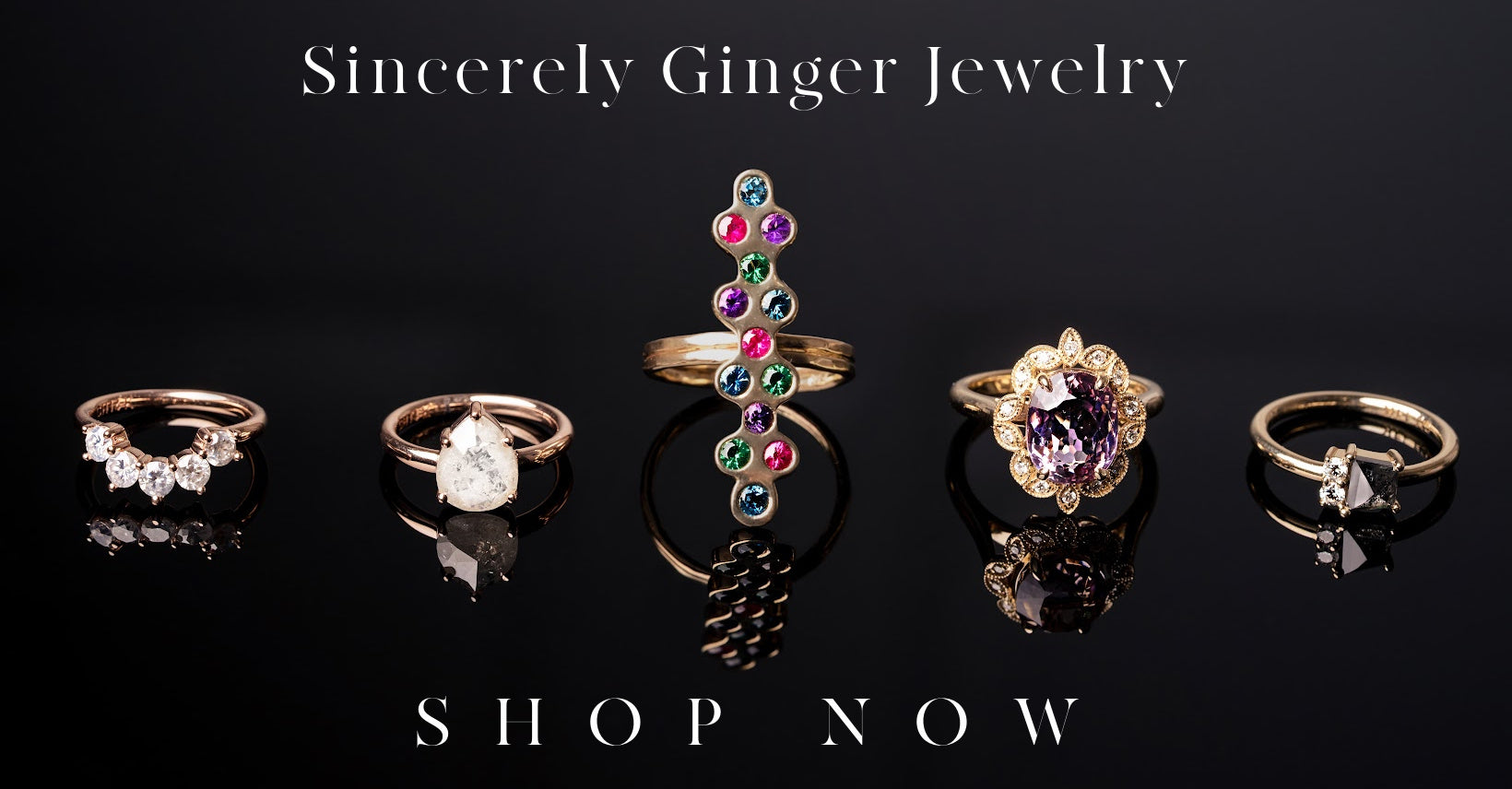 Shop Sincerely Ginger Jewelry