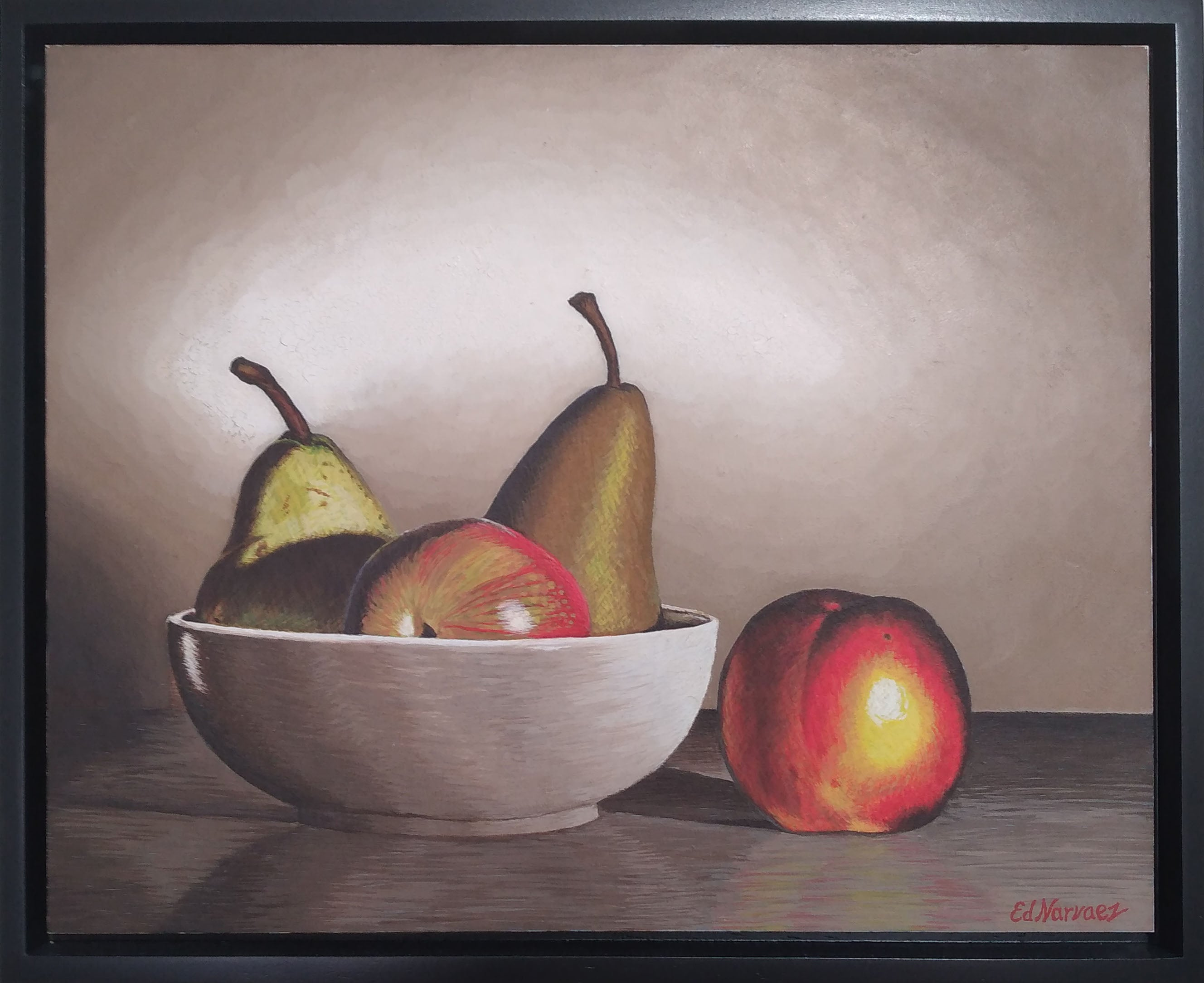 Fruit Bowl Still Life