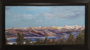 Looking East