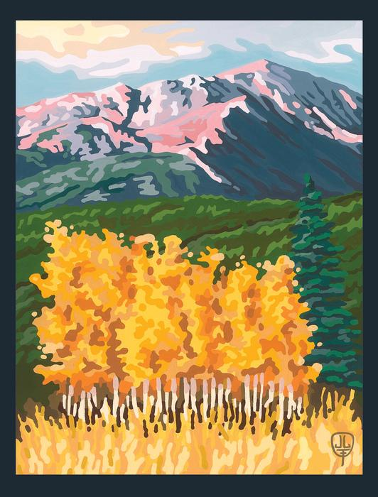 Pike Peak Autumn