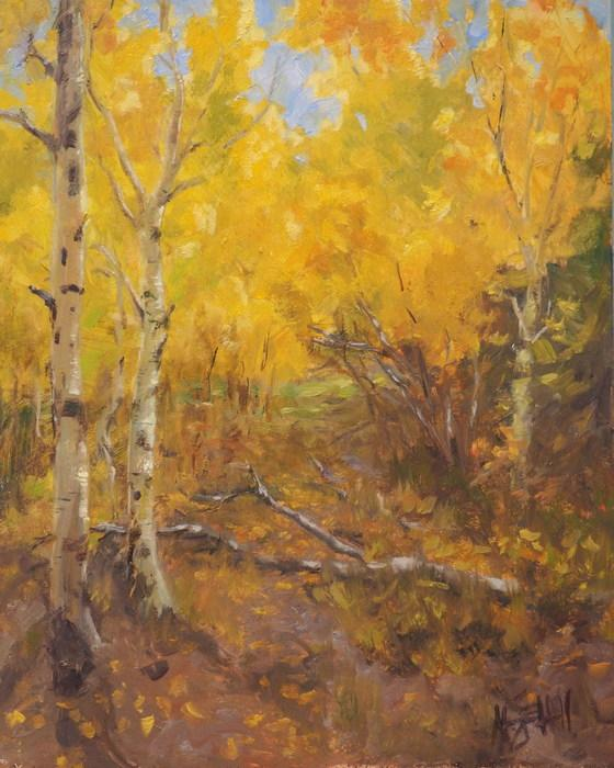 Aspens at Switzerland Trail