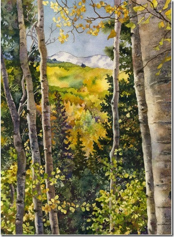 Aspen Afternoon