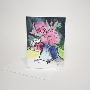 Flowers - Art Card
