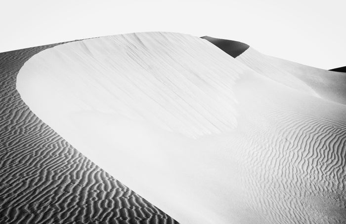 Sand Dunes in the Sahara