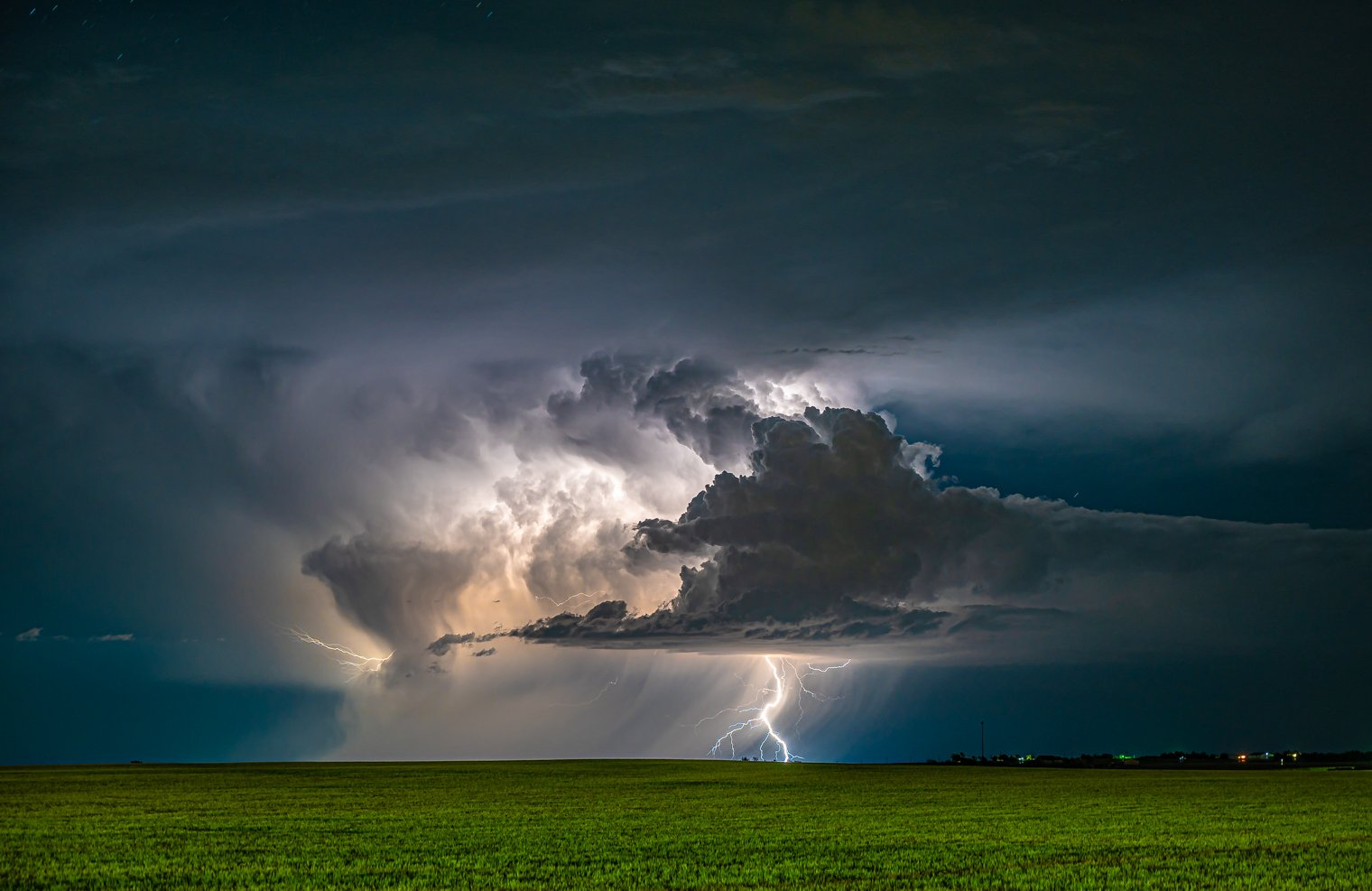Lightning on the Eastern Plains