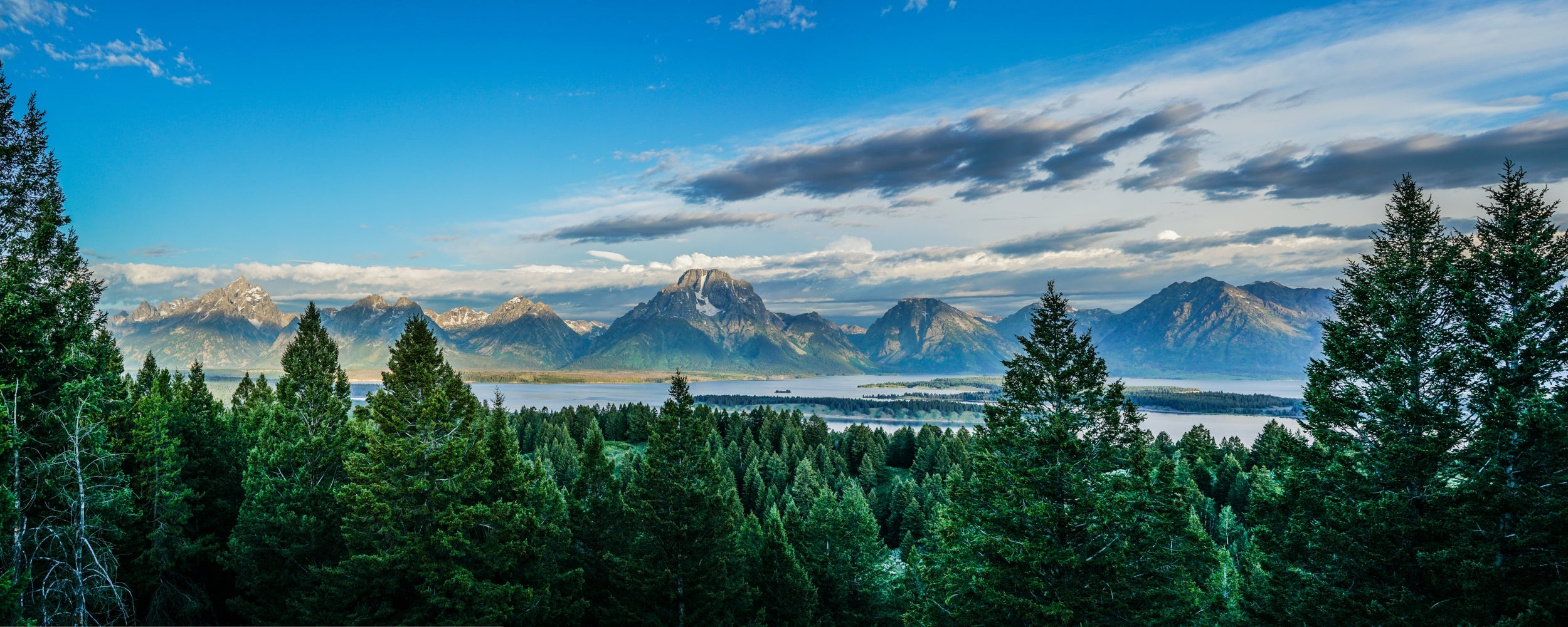 Grand Teton Overlook