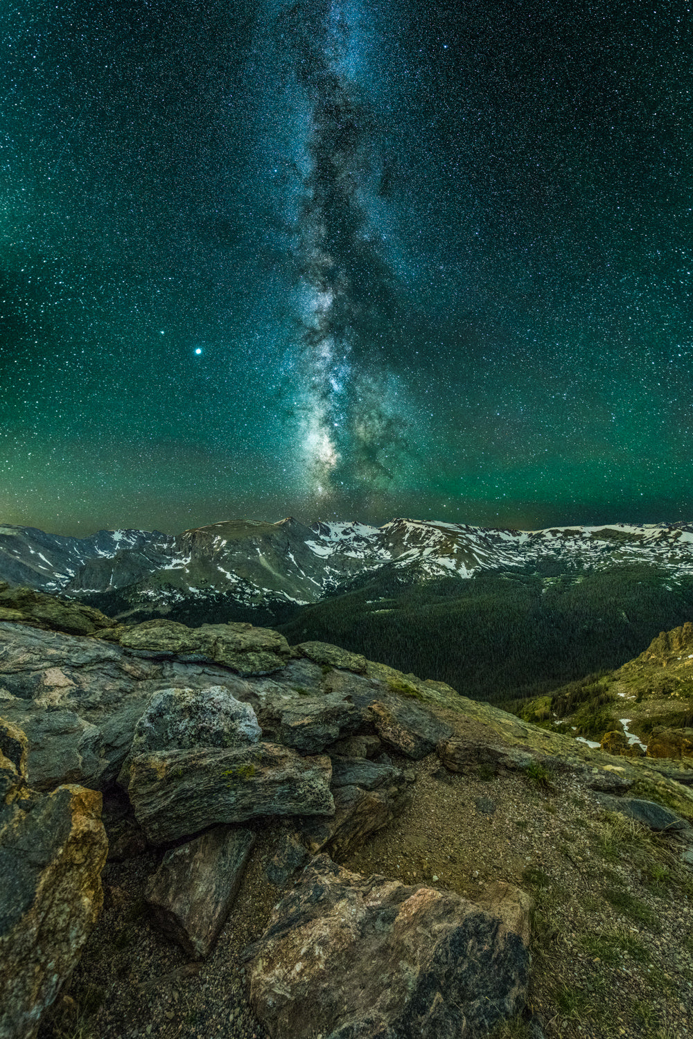 Milky Way Tundra