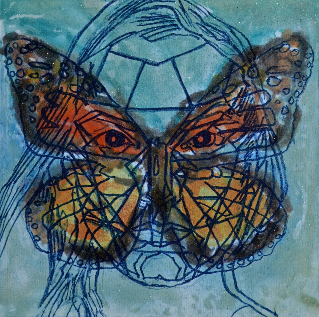 Monarch Mask IV, Beauty series
