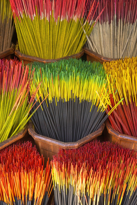 Incense in an Indian Market (V2)