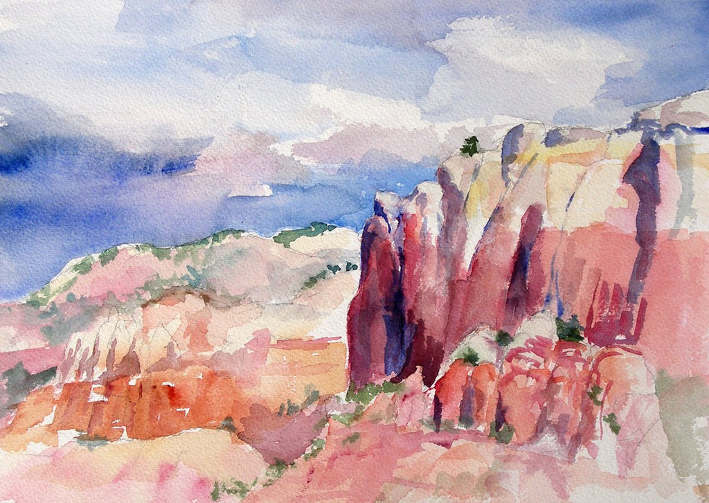 Painted Cliffs