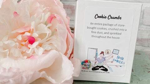 Cookie Crumbs Mom Candle