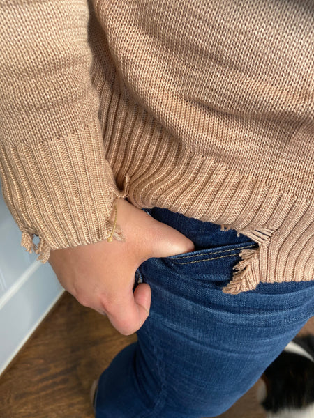 Days of Ombré Sweater