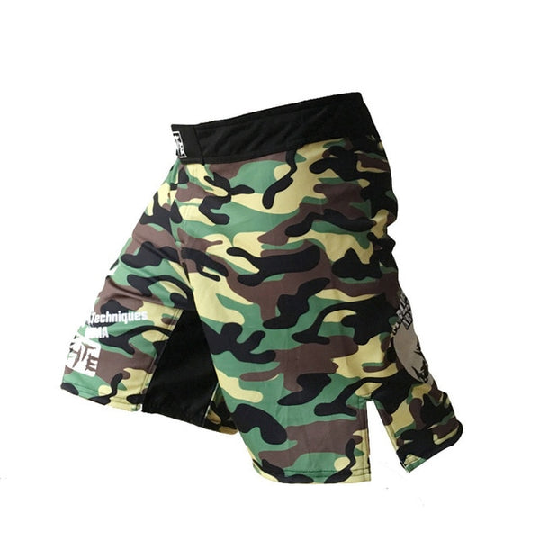 The Jungle MMA Shorts