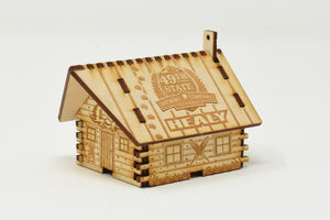 Cabin Wood Kit