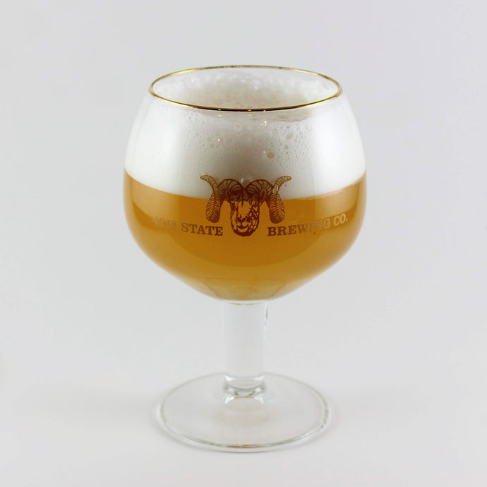 Golden Dall Glass