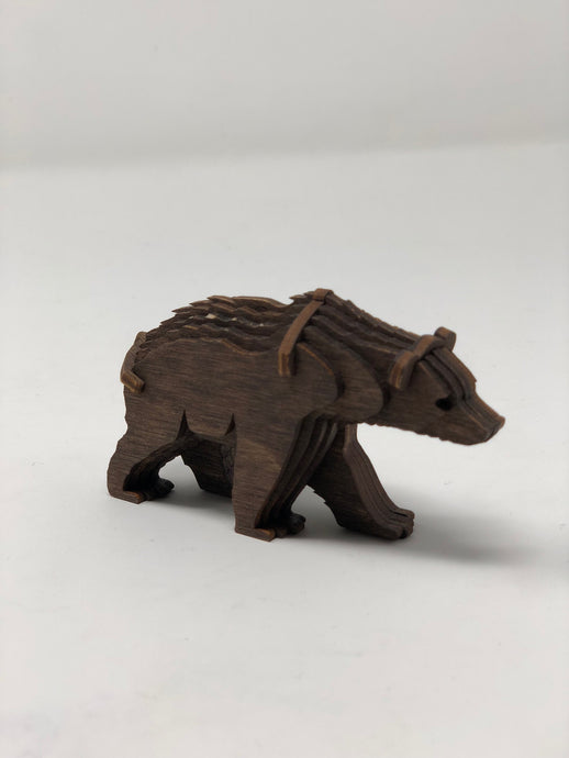 Bear Wood Kit