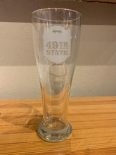 Load image into Gallery viewer, 49th state beer glass