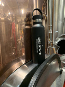 hydroflask 49th growler water bottle