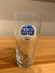 49th state beer glass