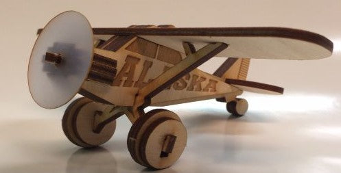 Mini Super Cub Wood Kit